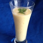 Pineapply Mint Smoothie