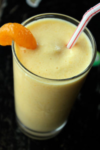 Orange Dreamsicle Smoothie