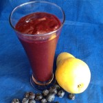 Pear Blueberry Blend